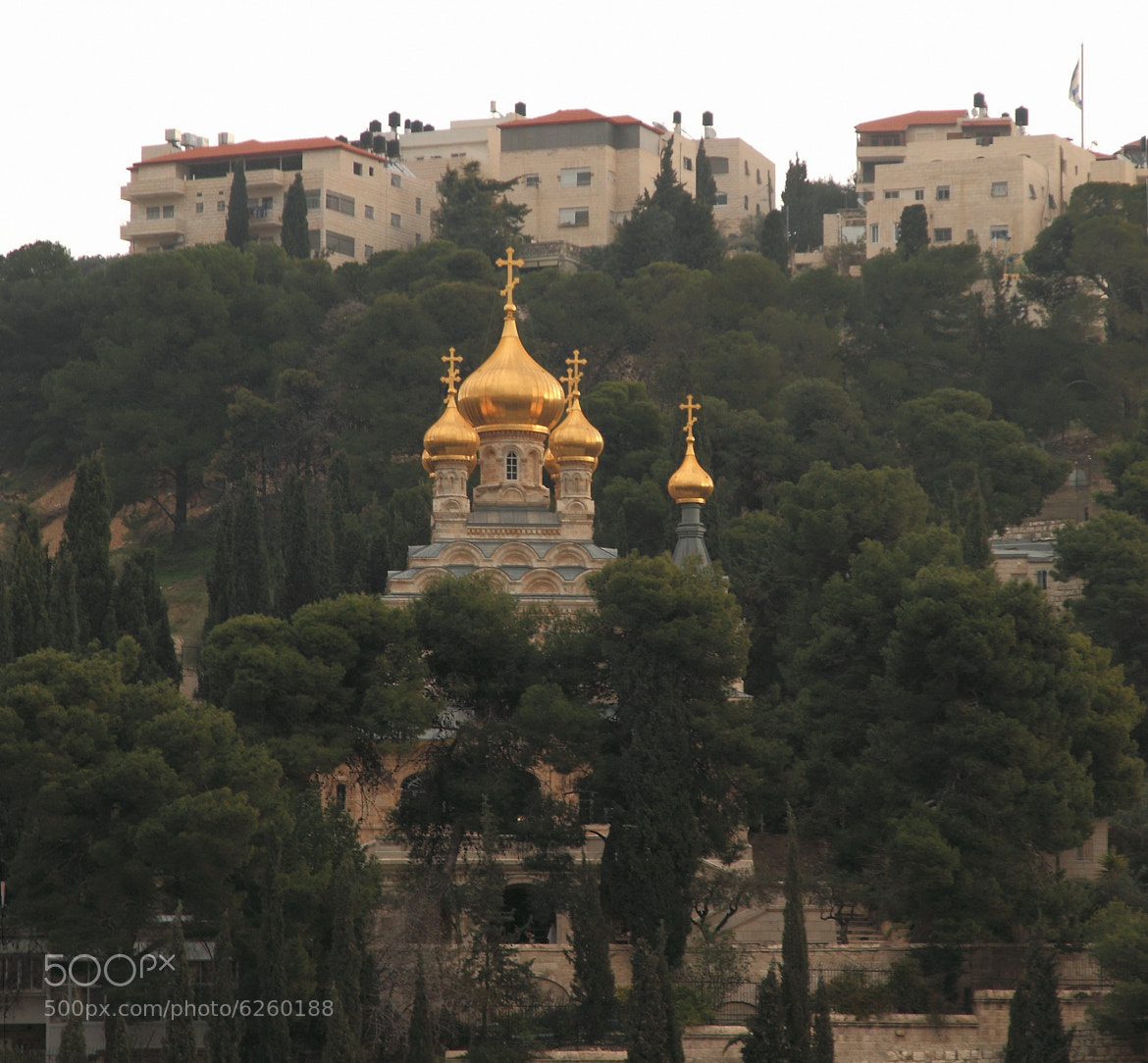 Photograph Winter in Jerusalem, the other angle. by Andrey Erofeev on 500px