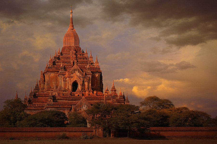 Bagan-Myanmar-Reload by Csilla Zelko on 500px.com