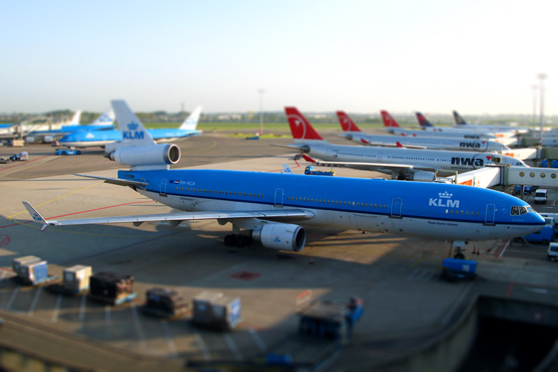 Photograph KLM Royal Dutch Airlines by Vladislav Br. on 500px