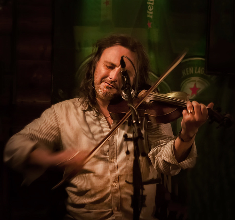 Photograph The fiddler by Vlatko Skendrovic on 500px