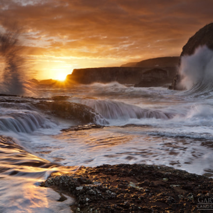 Ballintoy at Sunrise