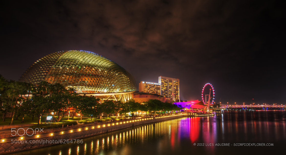 Photograph The Esplanade by Luis Aguirre on 500px