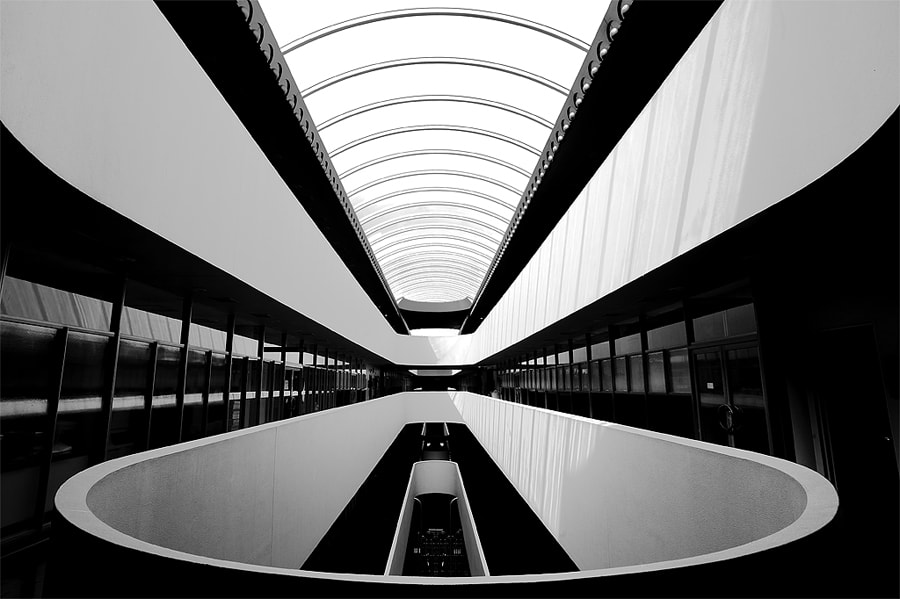 Photograph Marin County Civic Center by Bryan Jolly on 500px