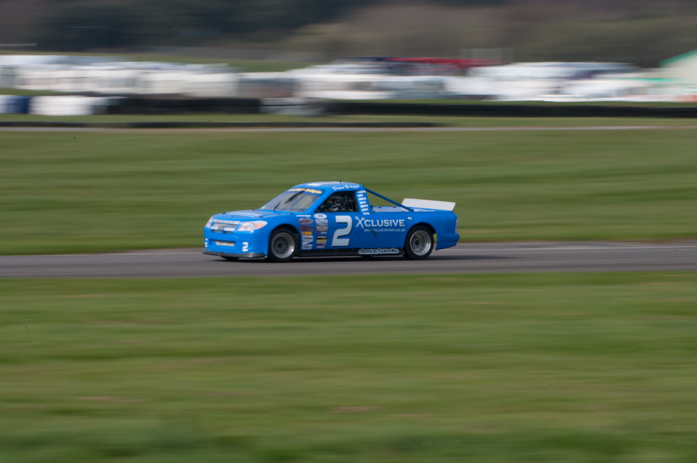 Photograph Pickup Racing by Keri Beal on 500px