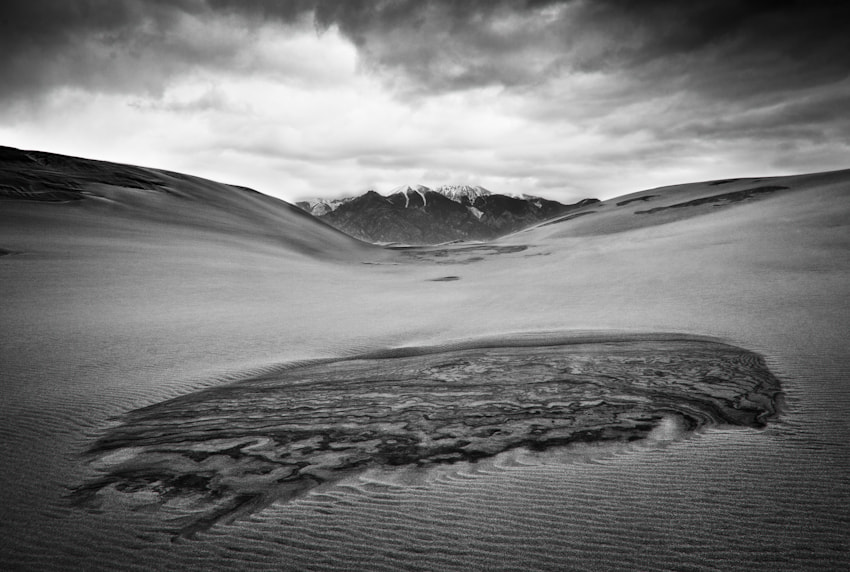 Photograph Mountain Dunes by Jim Tanton on 500px