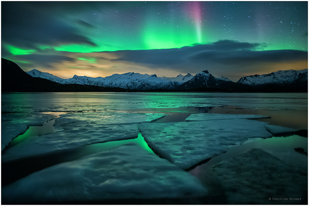Photograph Northern Lights by Christian Ringer on 500px