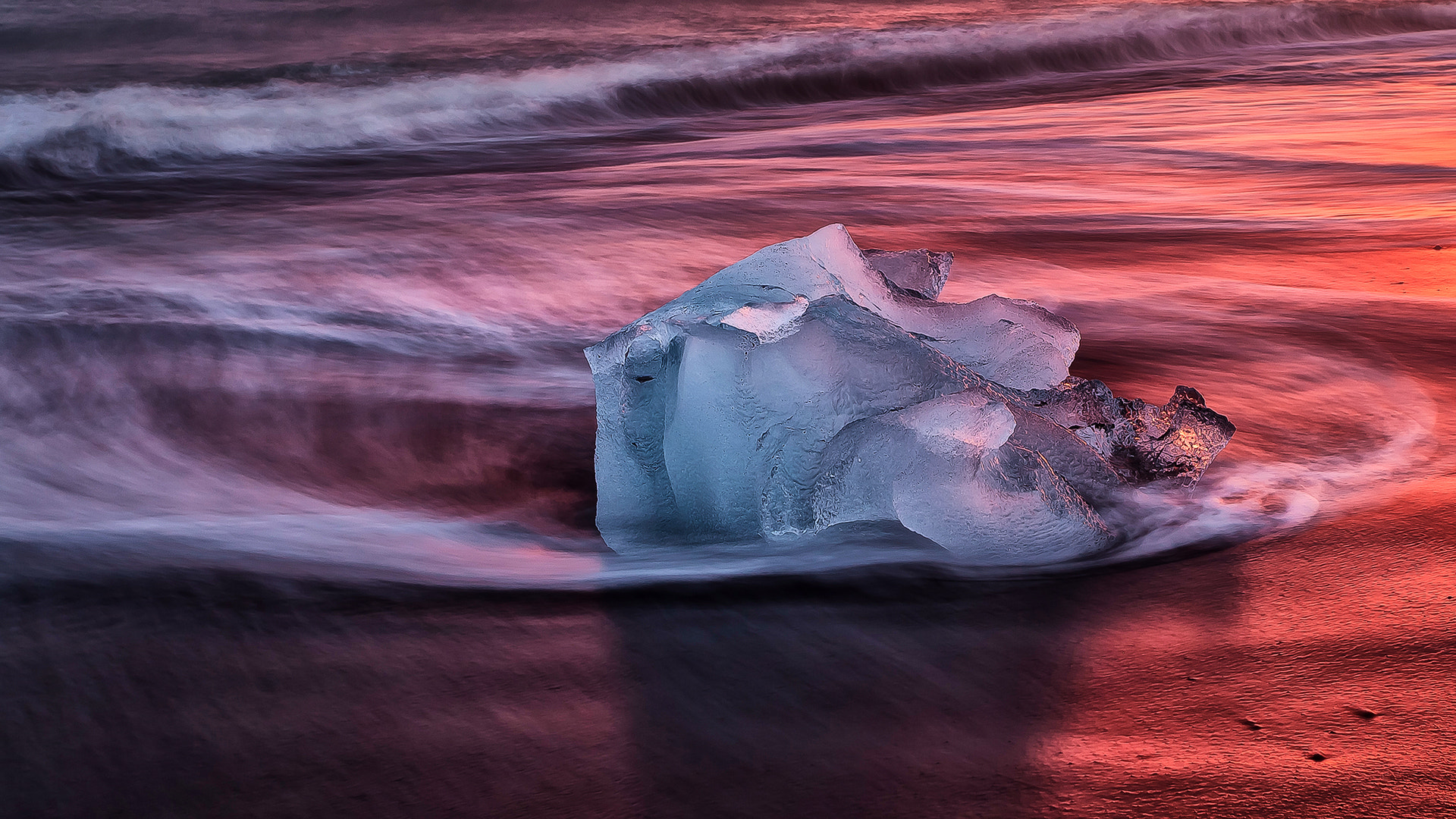 Photograph fire and ice by wim denijs on 500px