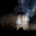 Постер, плакат: Wacken open Air 2013 Rammstein