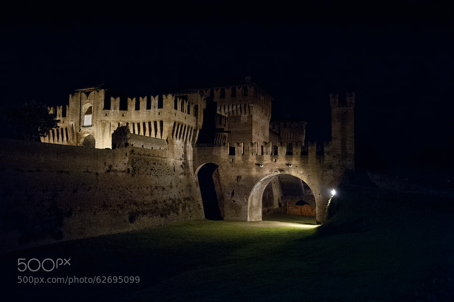 Photograph Castello Soncino by Marco De Luca on 500px