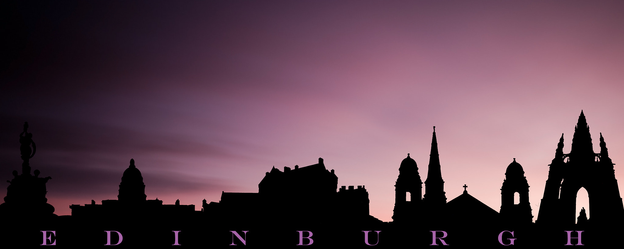 Photograph Edinburgh Panorama Montage by Zain Kapasi on 500px