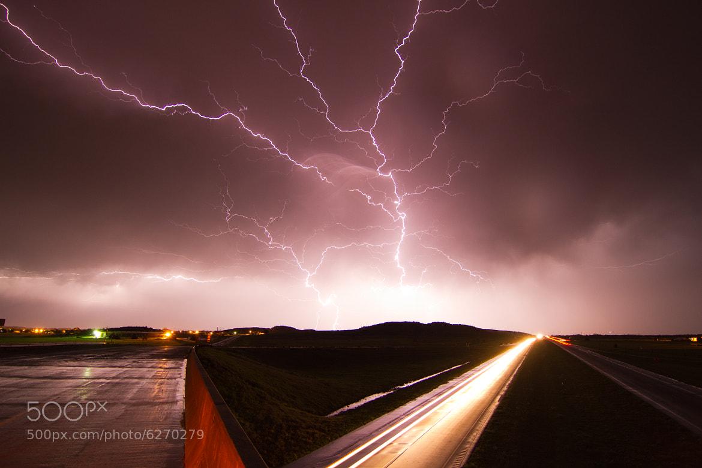 Photograph Lightning Tree by chris MARTIN.tv on 500px