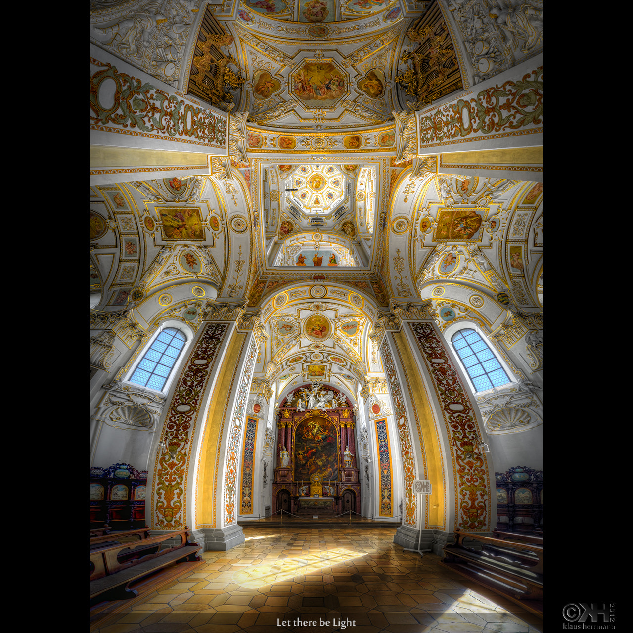 Photograph Let there be Light (HDR Vertorama) by Klaus Herrmann on 500px