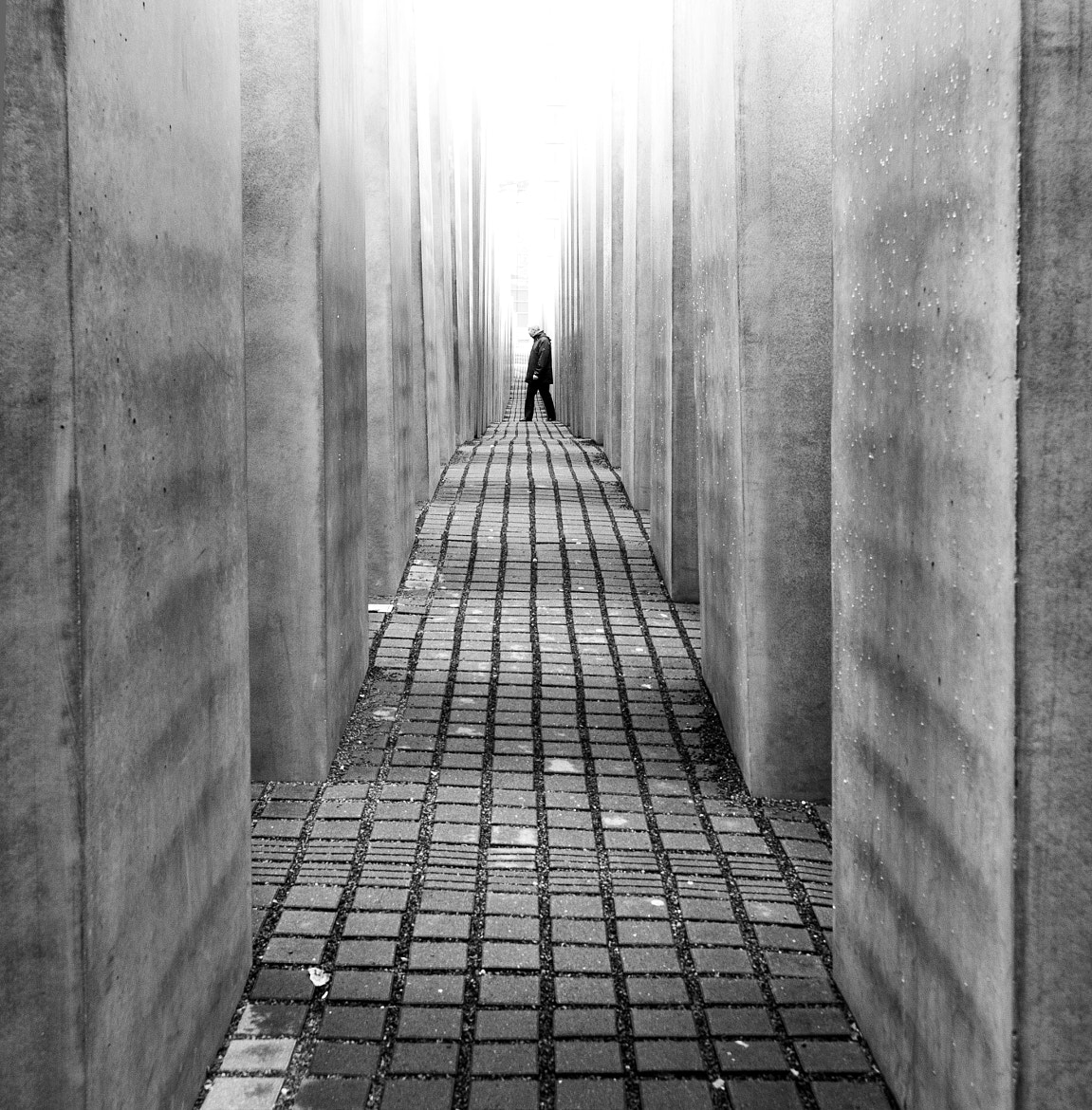 Photograph Memorial Man - BerlinClassic 02 by Marcel Bednarz on 500px