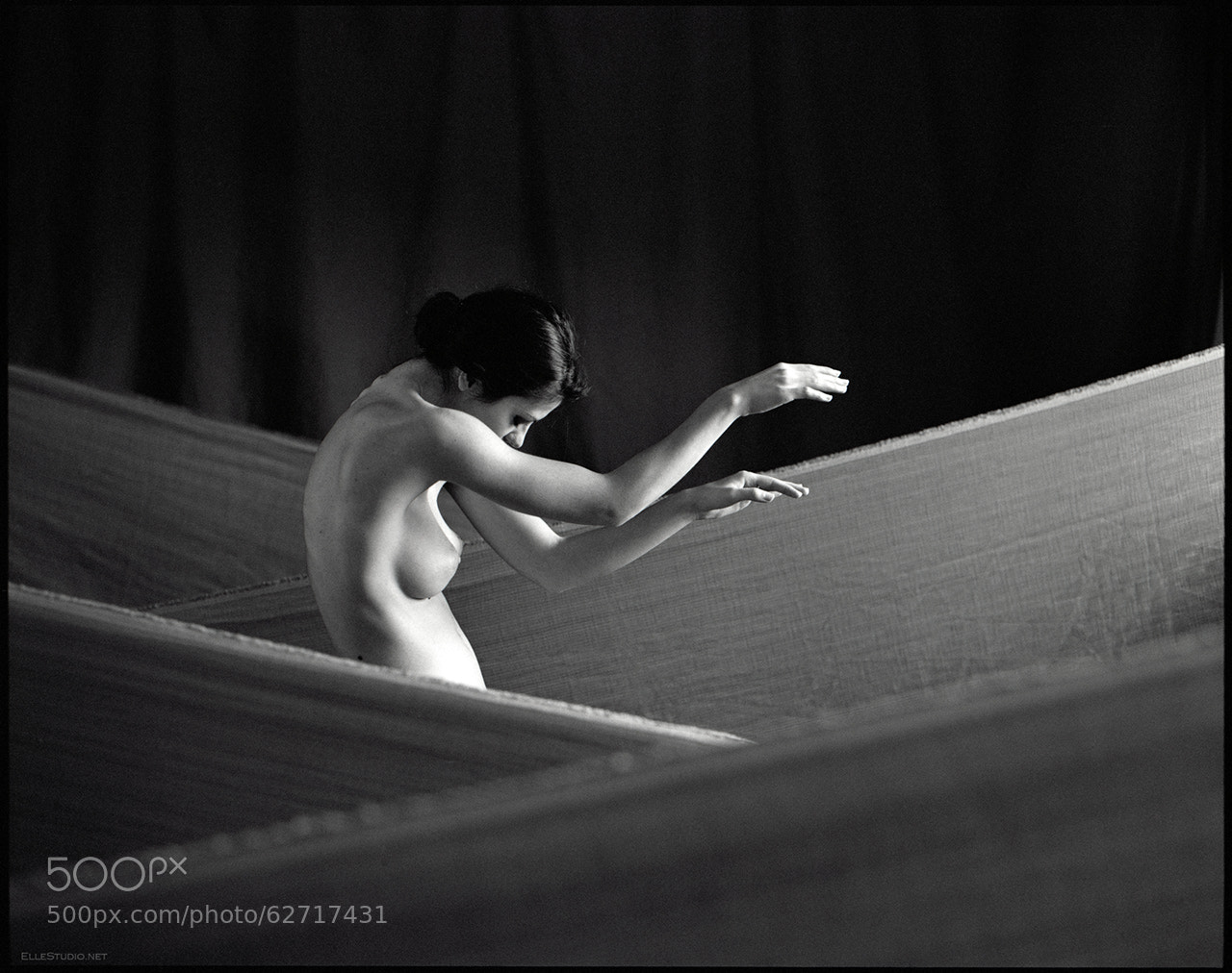"Photograph Serie ""Emotive waves"" - art nude photography by Fabien Queloz on 500px"