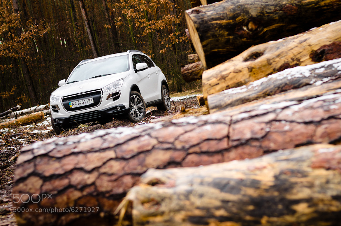 Photograph Peugeot 4008 by Aleksey Taranenko on 500px