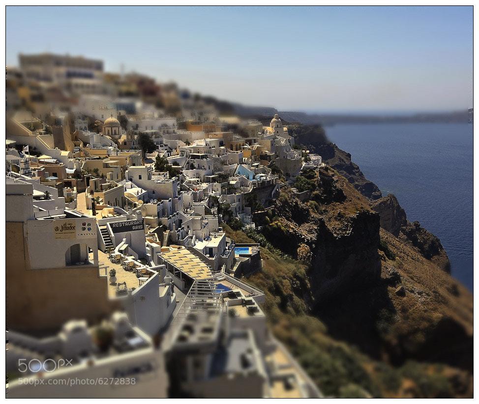 Photograph Santorini by Vladimir Klinton on 500px