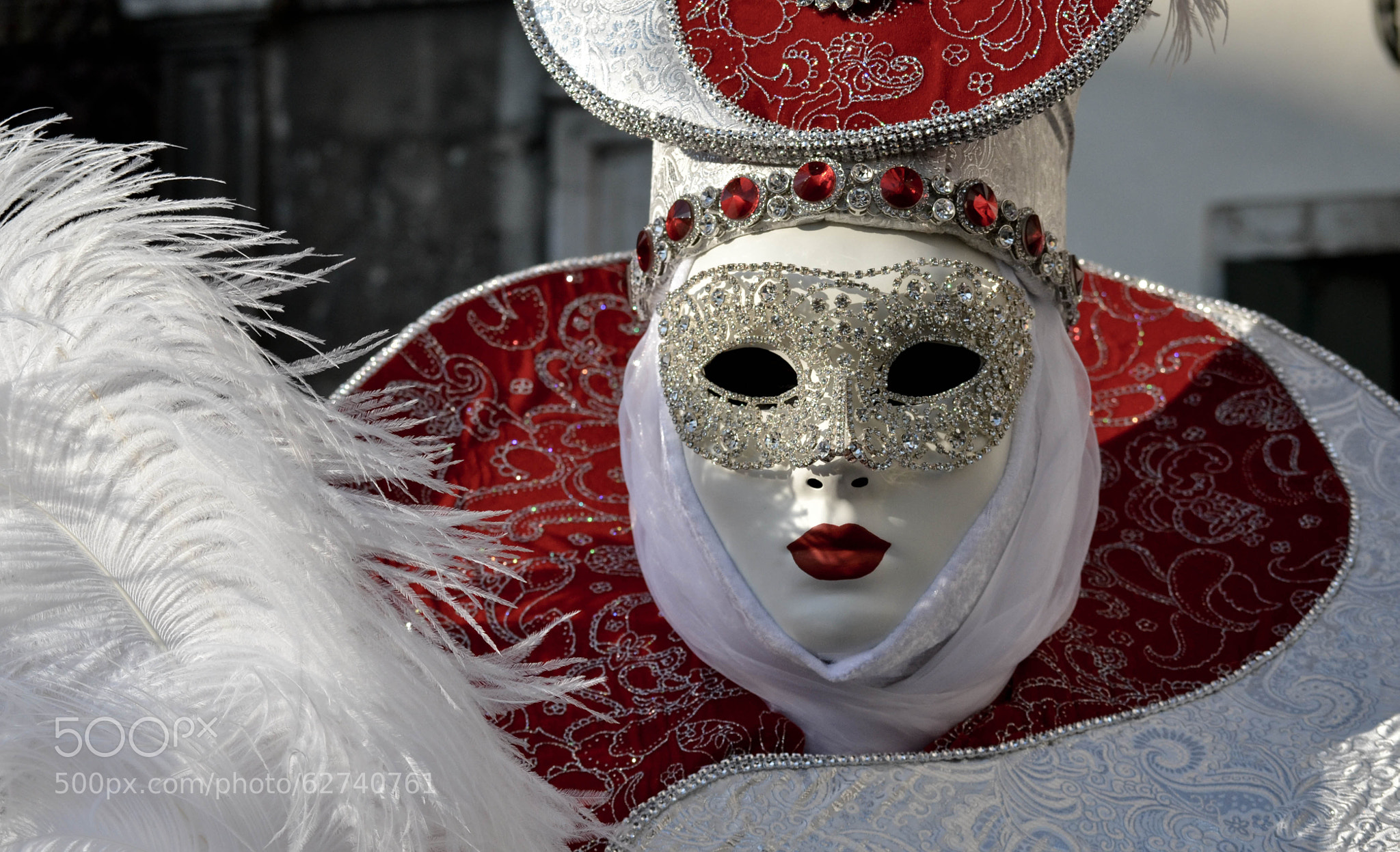 Photograph Carnival in rouge. by Elena Montagner on 500px