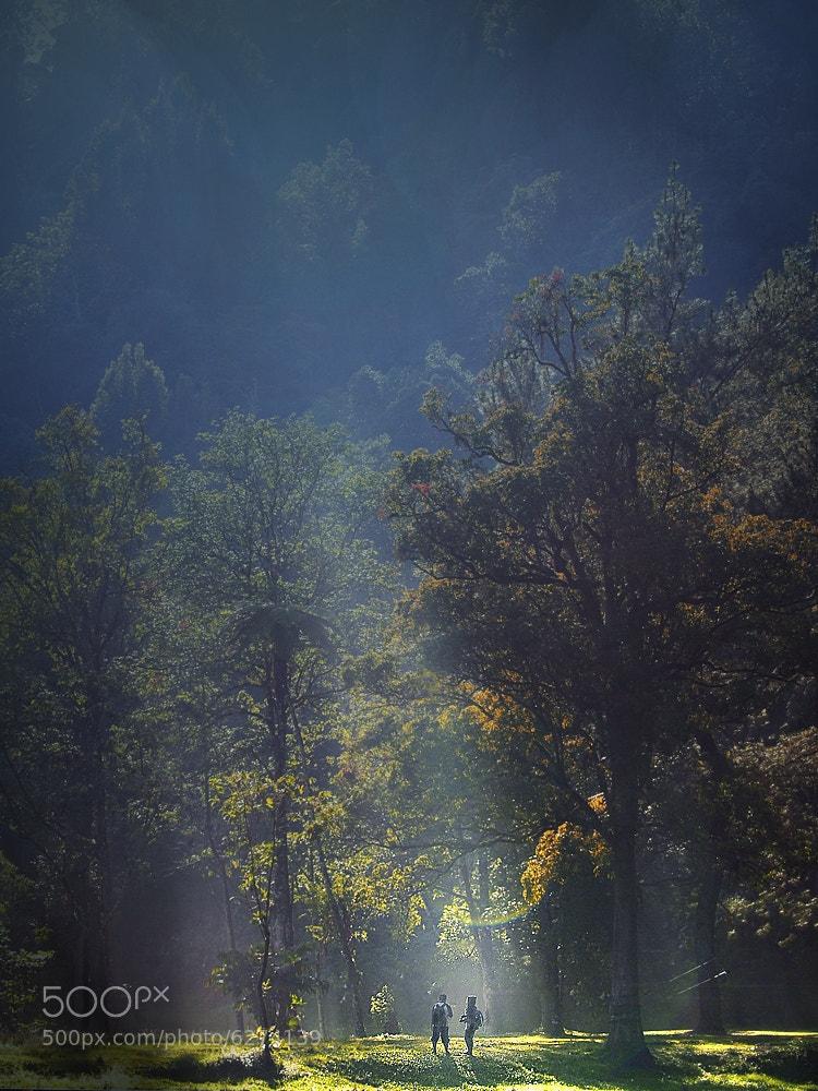 Photograph one glorious morning by Irawan Subingar on 500px