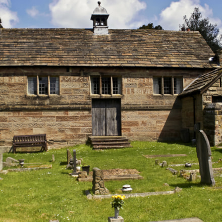 Elizabethan schoolhouse,Alderley, Cheshire