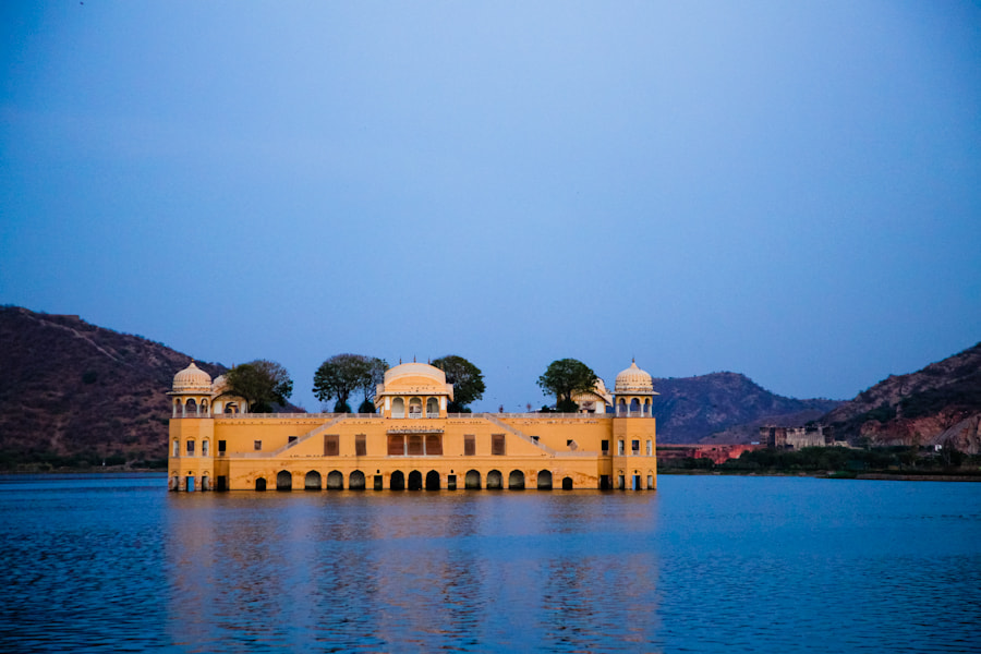 Photograph Jal Mahal. Jaipur. by Andrey Girko on 500px