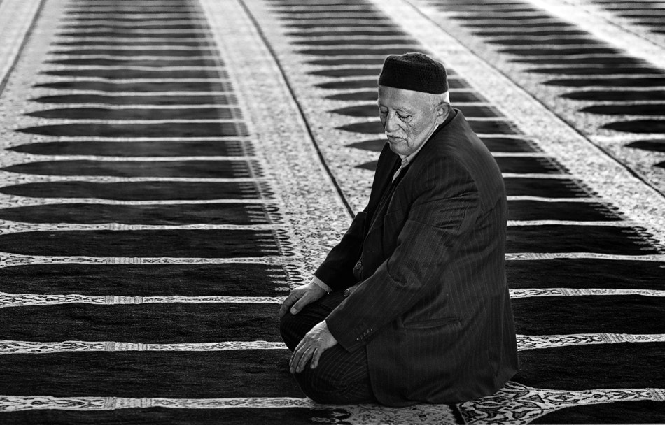 Photograph In the mosque by Izidor Gasperlin on 500px