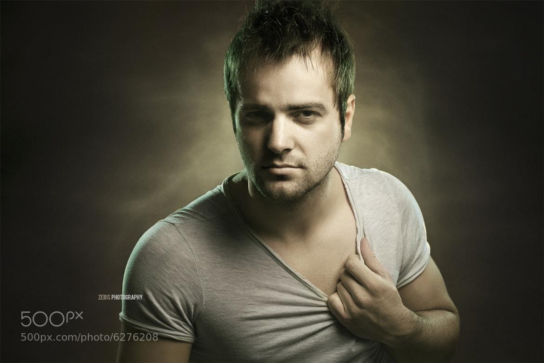 Photograph Self portrait by Zebis Photography on 500px