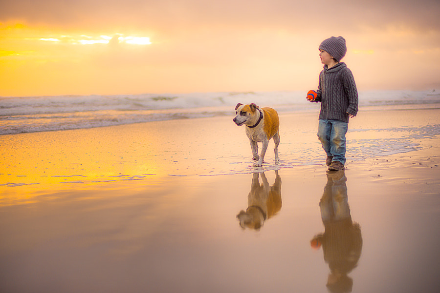 Sunset Buddies by Sonja Stone on 500px.com