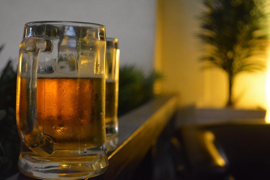 The Drizzling Beer by Rohit Sapra on 500px.com