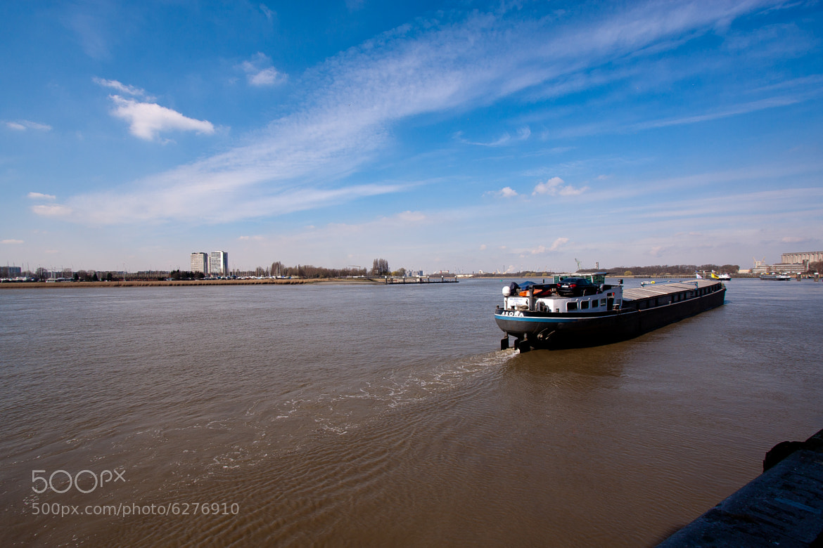 Photograph Schelde by philippe janssens on 500px
