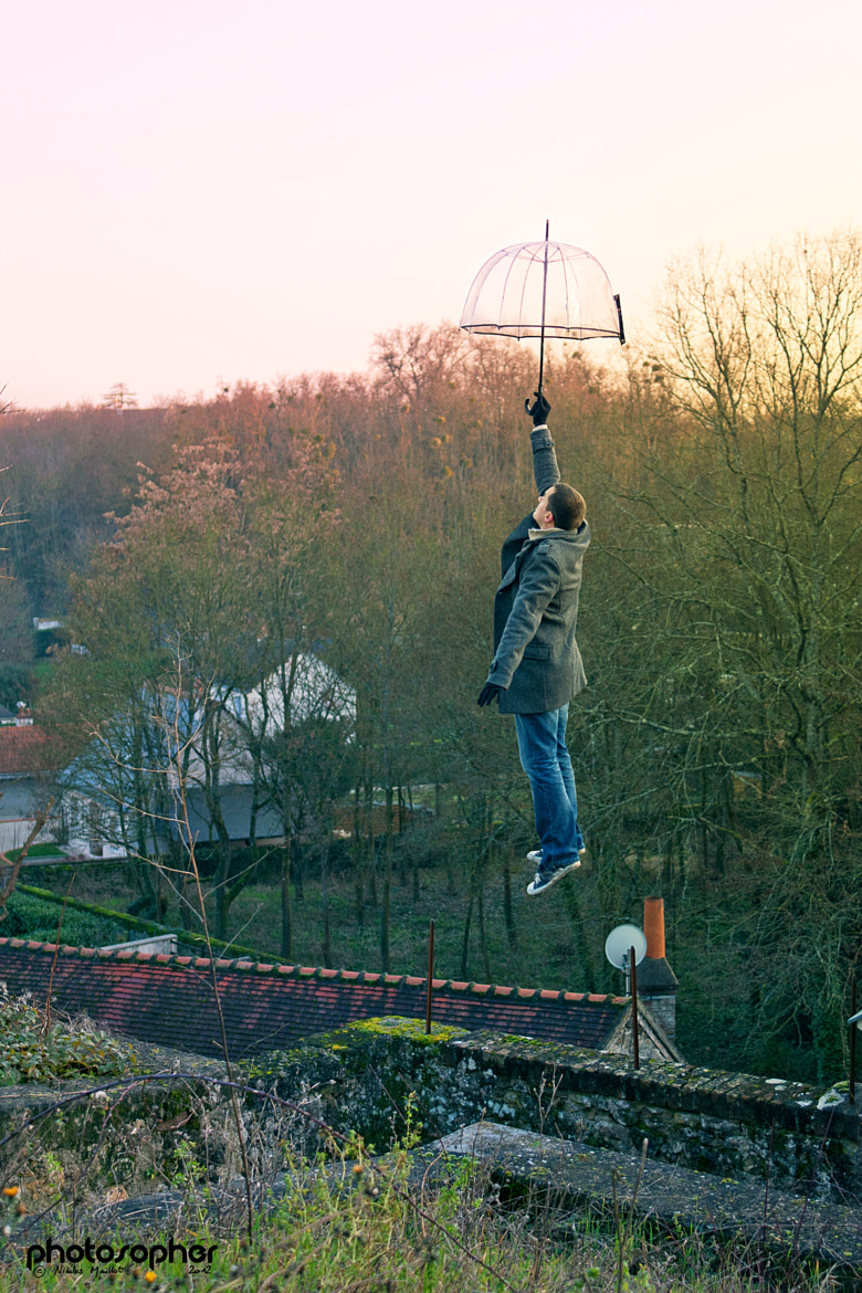 Photograph Time to levitate by Nicolas Maillot on 500px
