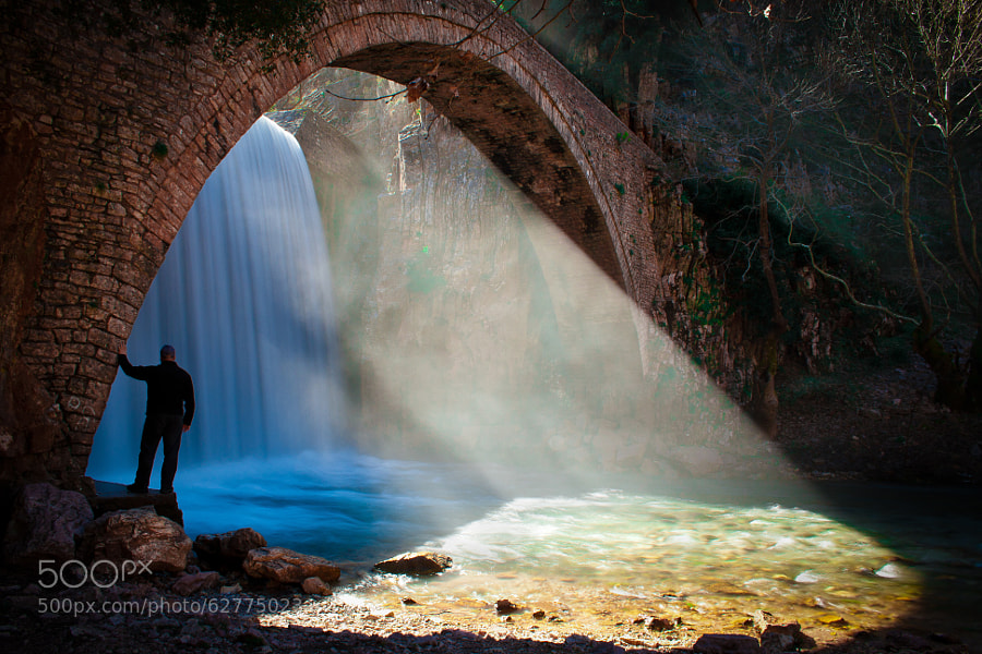 Photograph The gate of purification II by Tasos Kleitsikas on 500px