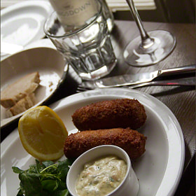 Croquettes by Andrew Barrow (wine_scribbler)) on 500px.com