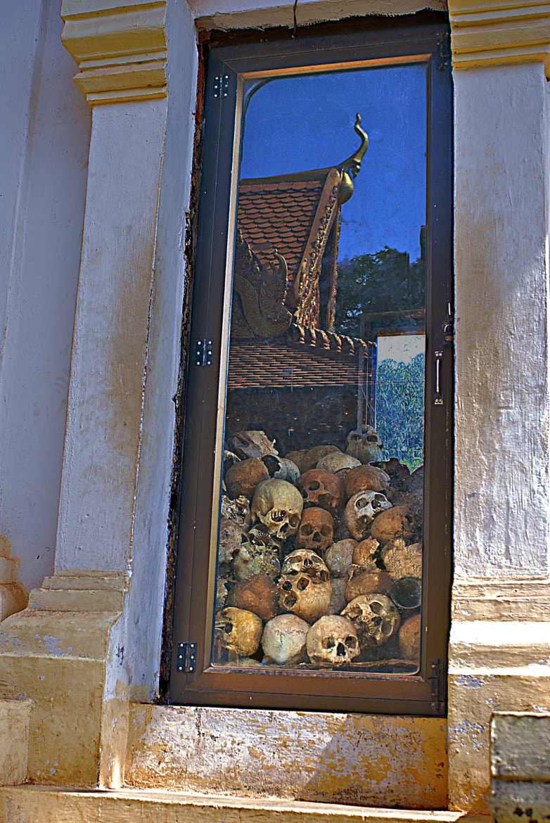 Photograph Killing Fields Memorial by David Donaldson on 500px
