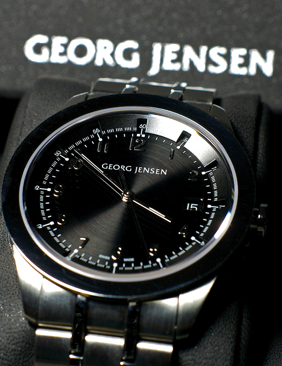 Photograph Vice Watch - Georg JENSEN. by Andrew GRACE on 500px