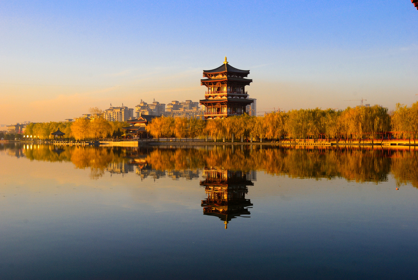 Photograph Xi'an,Fall by Xing Chang on 500px