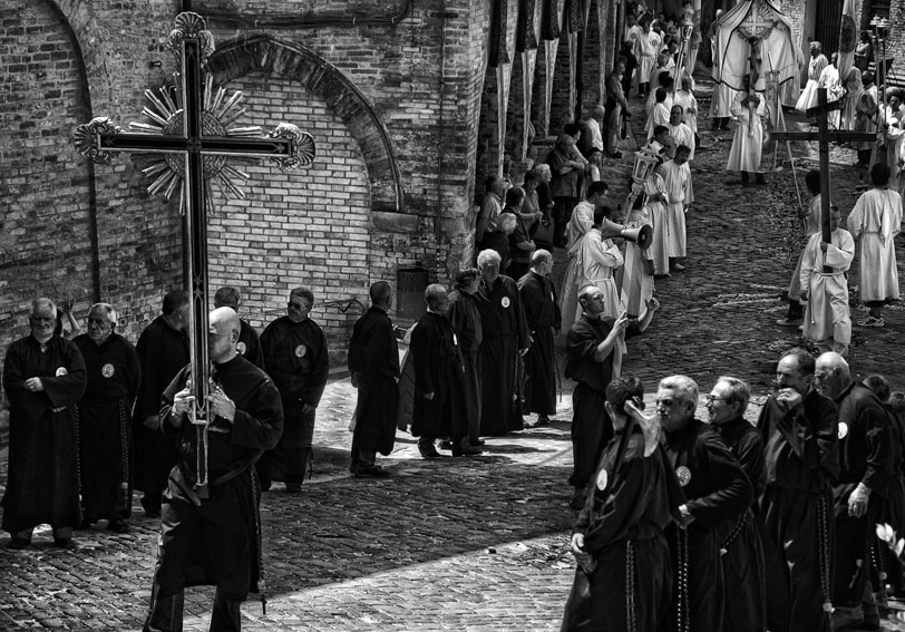 Photograph Corpus Domini Procession by mario pignotti on 500px