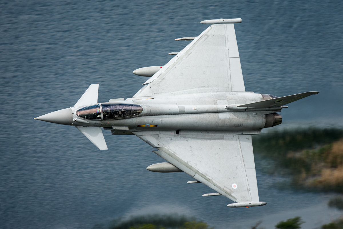 Photograph Eurofighter Typhoon by James Hicks on 500px