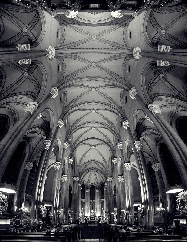 Photograph St Antuan Church by erhan sasmaz on 500px