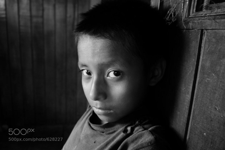 Photograph Shyness by Marlon del Aguila Guerrero on 500px
