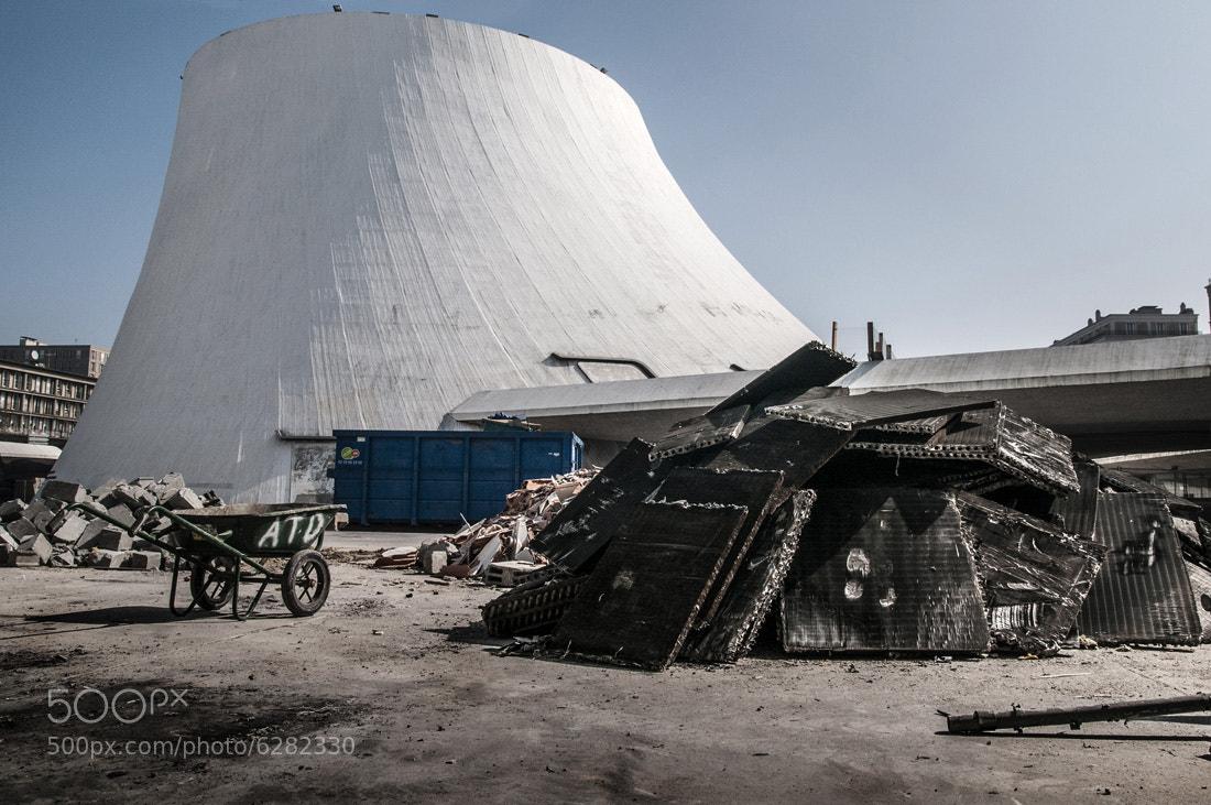 Photograph Eruption by Jean-Baptiste Poulain on 500px
