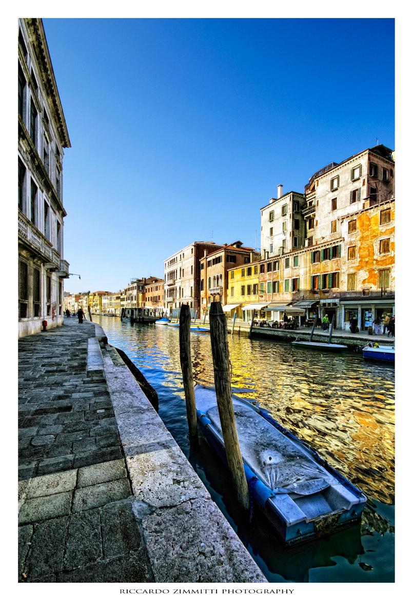 Photograph Walking in Venice by Riccardo Zimmitti on 500px
