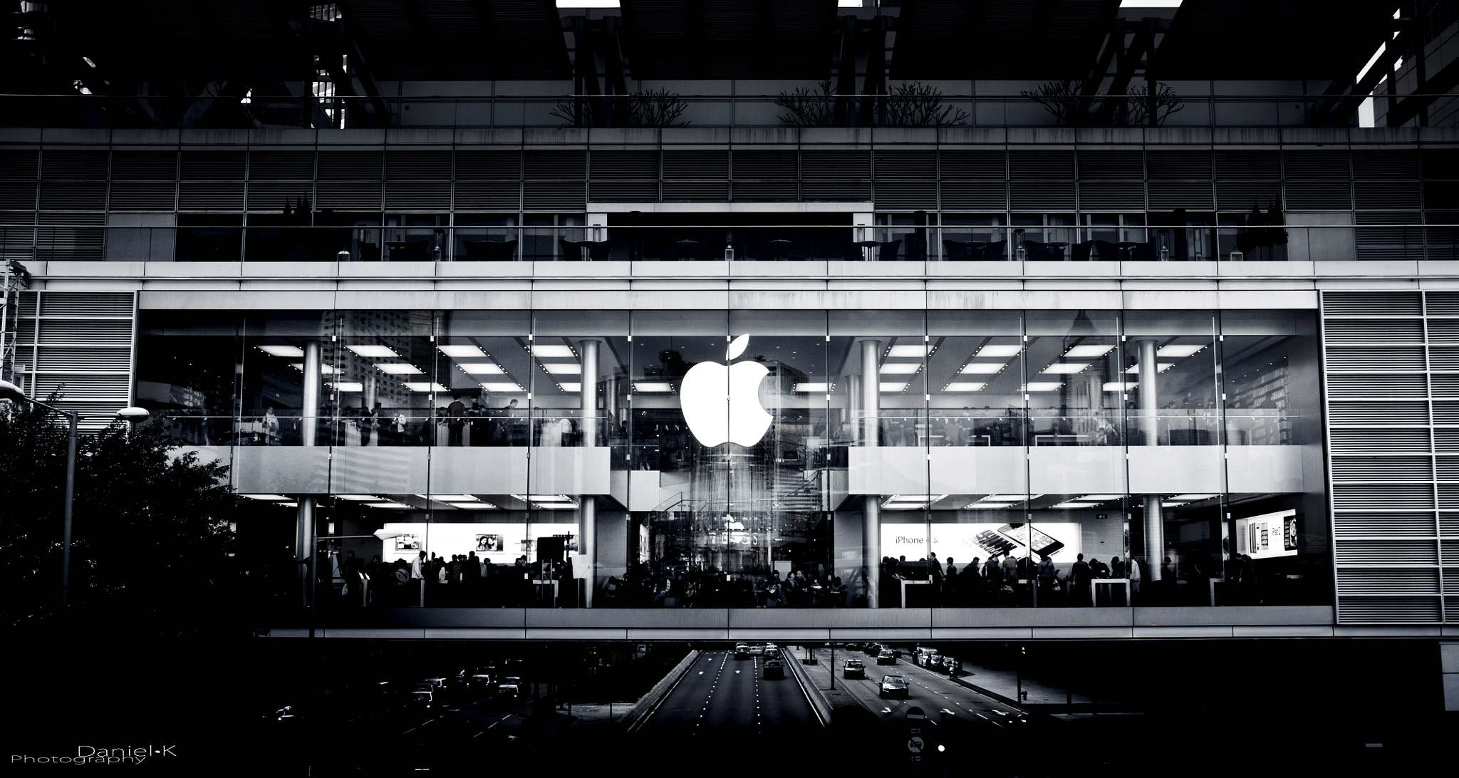 Photograph Apple Store HK by Daniel Kong on 500px