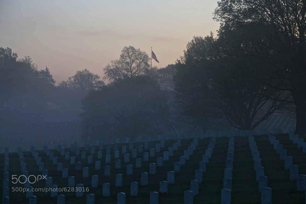 Photograph Leavenworth National Cemetery by Rick Bohon on 500px