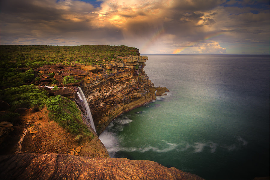 Photograph Curracurrong Falls by Jase Allan on 500px
