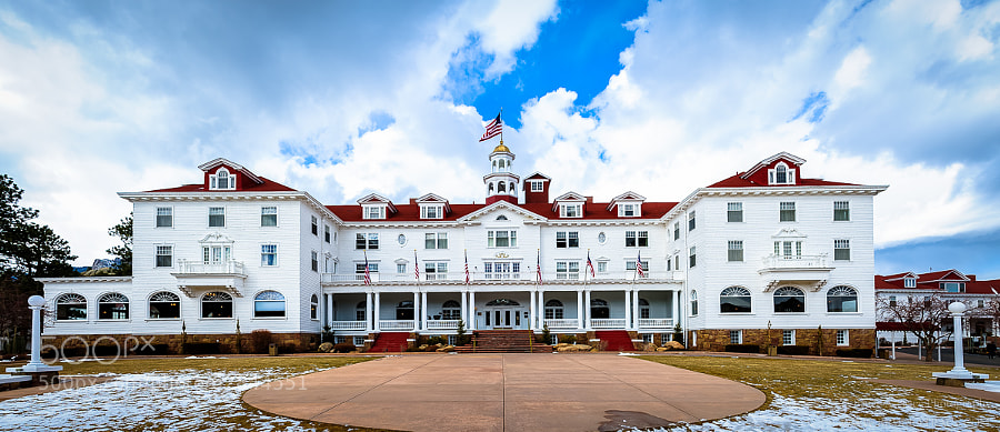 Photograph Stanley Hotel by Bruce A. Tracy on 500px
