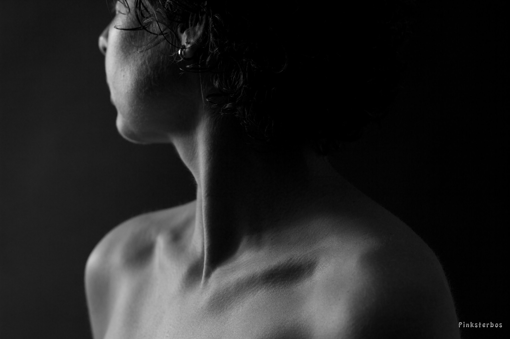 Photograph Collarbone by Familie Pinksterbos on 500px