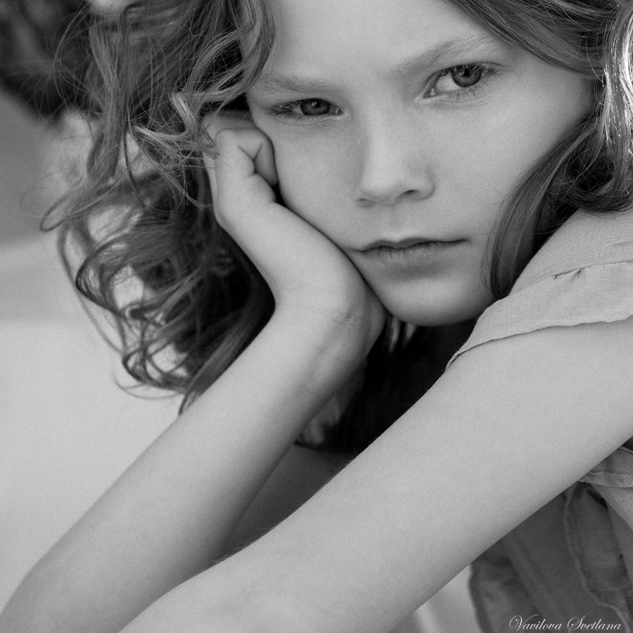 Photograph Lera by Svetlana Vavilova  on 500px