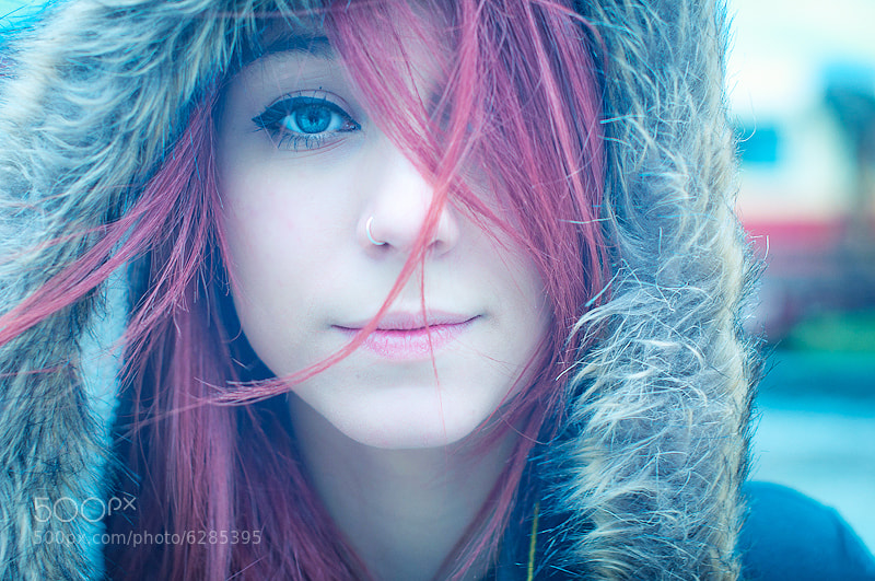 Photograph Cold by Andraž Martinšek on 500px