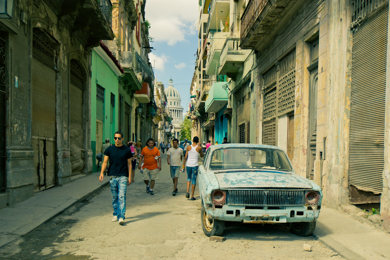 Photograph Streets of Habana by Andrii Zinchenko on 500px