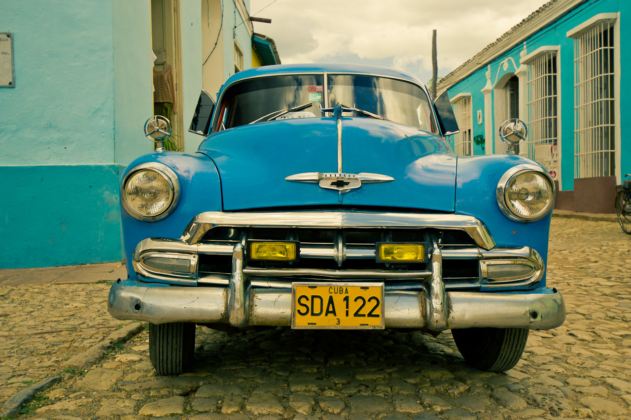 Photograph Old Good Chevy by Andrii Zinchenko on 500px